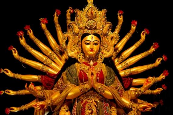 Durga-Puja-in-Kolkata