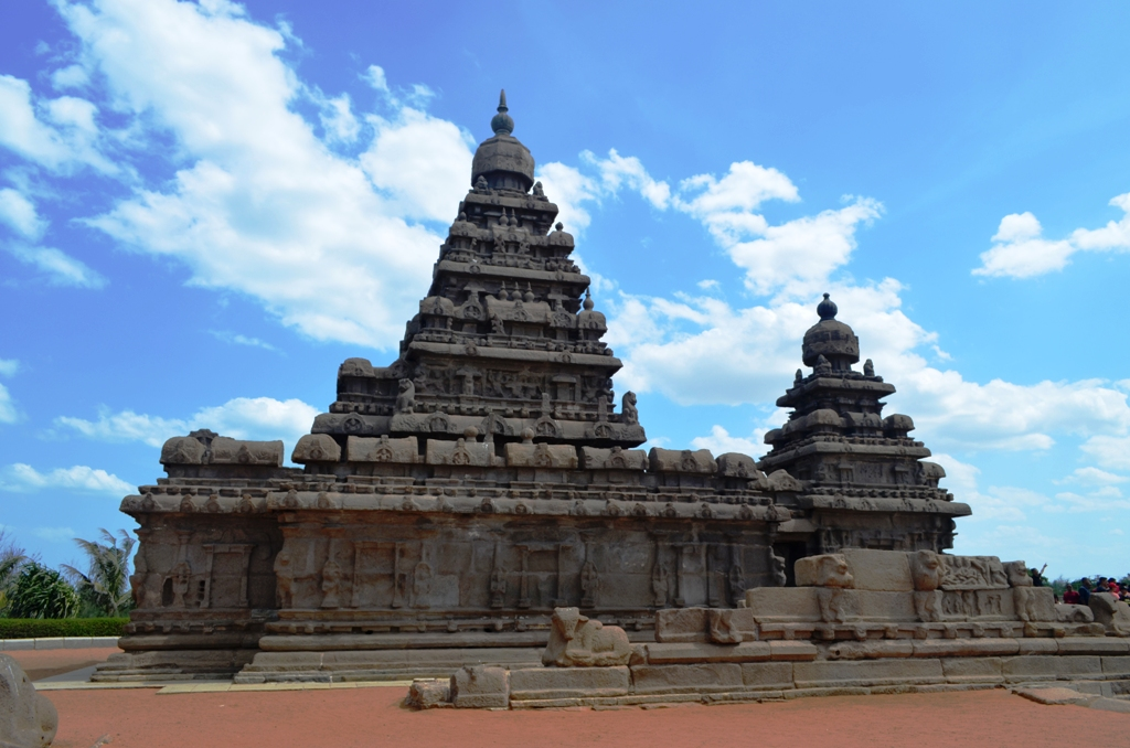 Shore Temple, Tamil Nadu