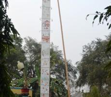 in the buddha vihara