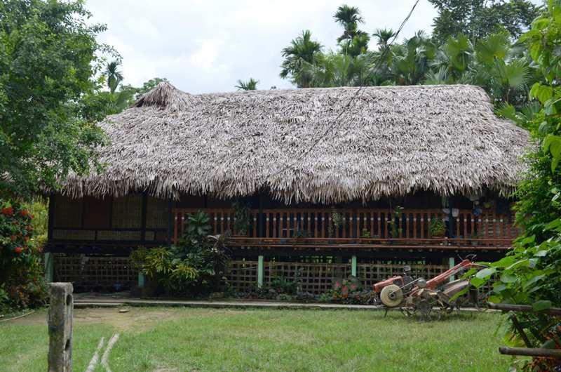 Stilt House of the Village Headman
