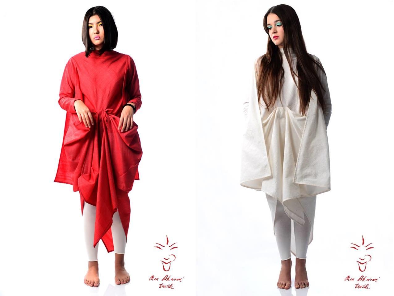 Maa Bhairavi Textiles: A Clothing Brand  by Ausra Kleizaite