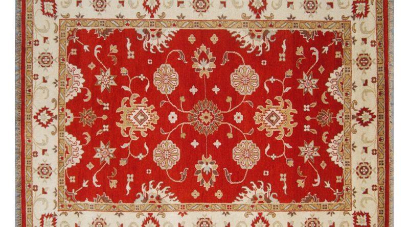 Carpets : The indistinguishable floral garden