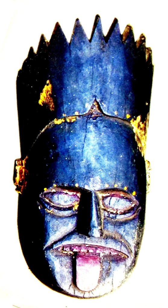 the unique mask tradition of bharigaan abhijna e museum